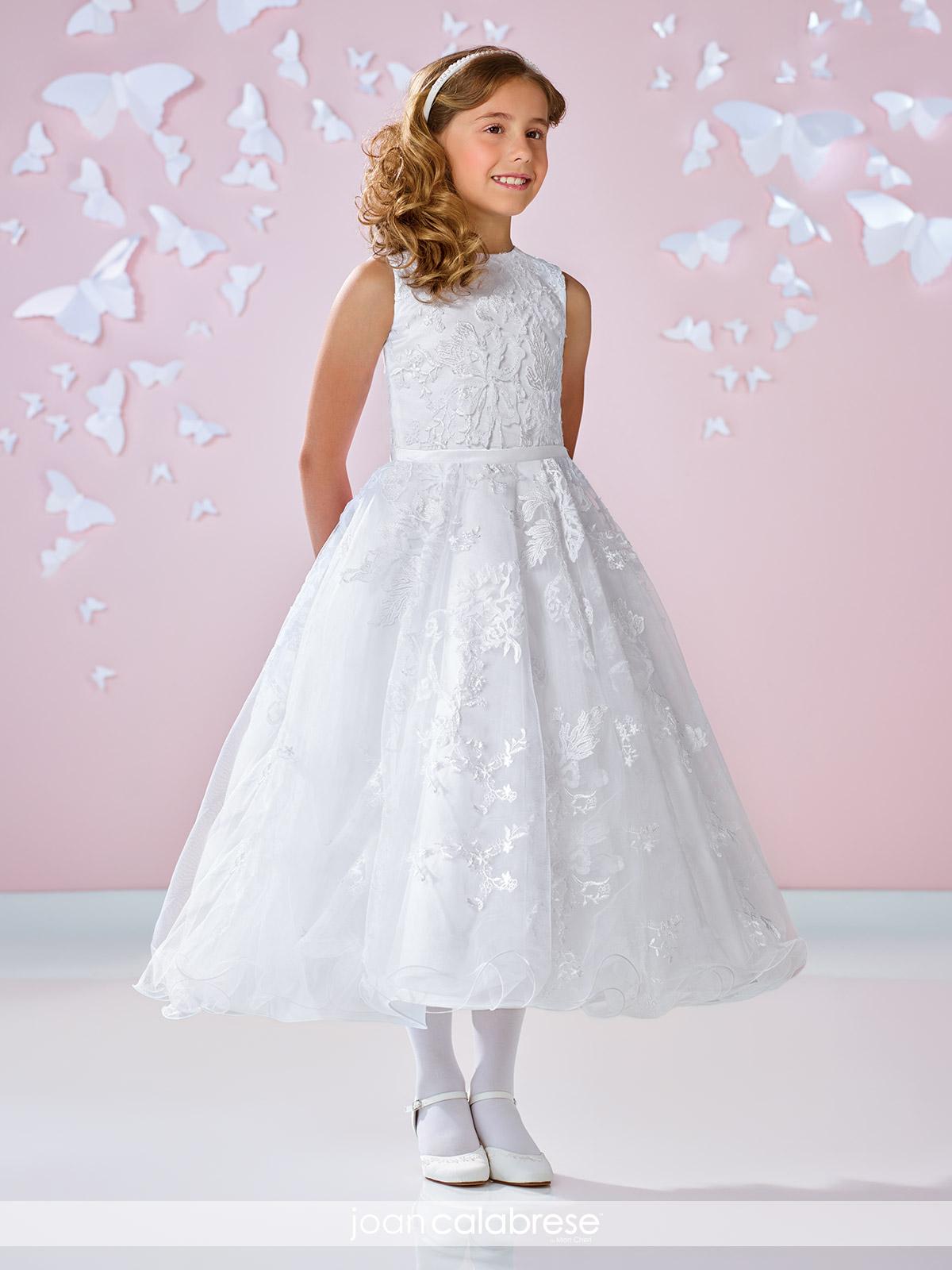 Joan Calabrese Flower Girl Dresses for 2017
