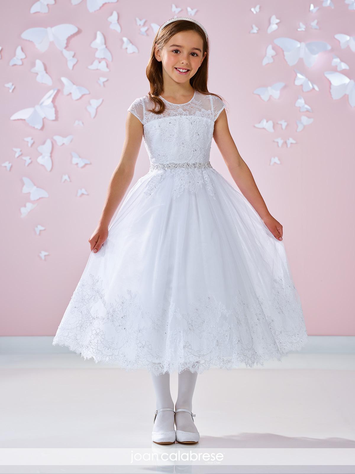 bcedbd5772 Communion Dresses – B Couture Bridal Wear