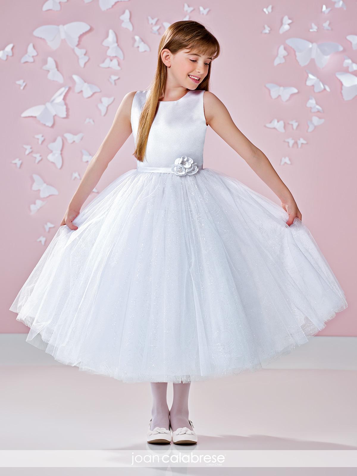 1ecdd61305e2 White Flower Girl Dresses Target - PostParc
